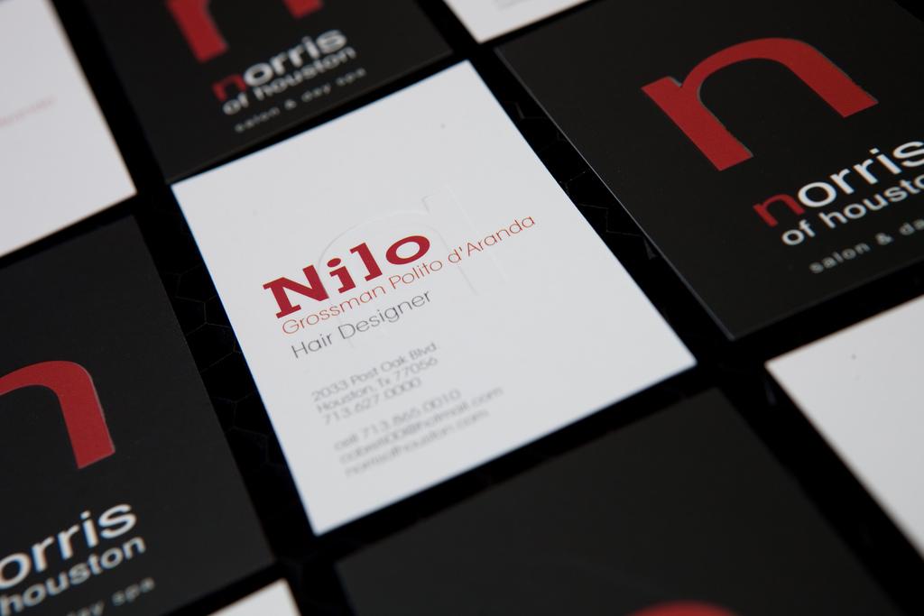 New Custom Business Card Design & Printing WD66
