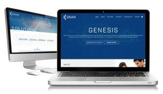 Celeix Engineering & Technology Custom Website Design