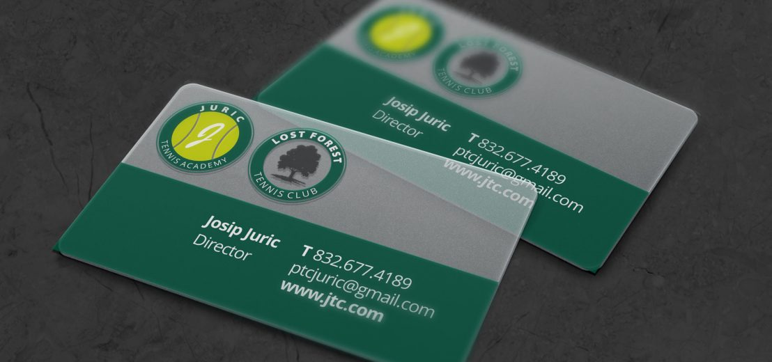 Juric Tennis Academy Complete Brand Identity | TuiSpace