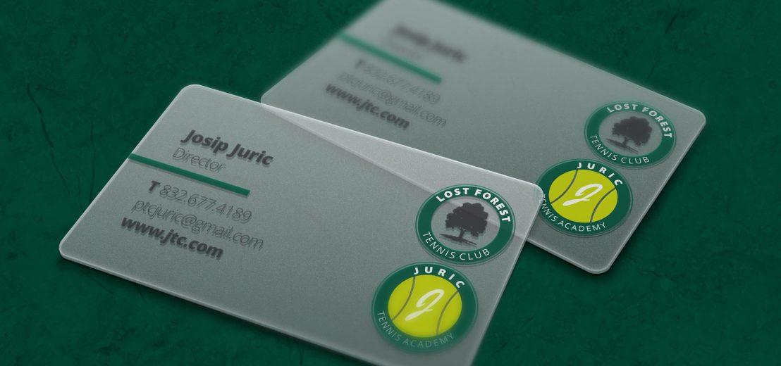 Juric Tennis Academy Complete Brand Identity