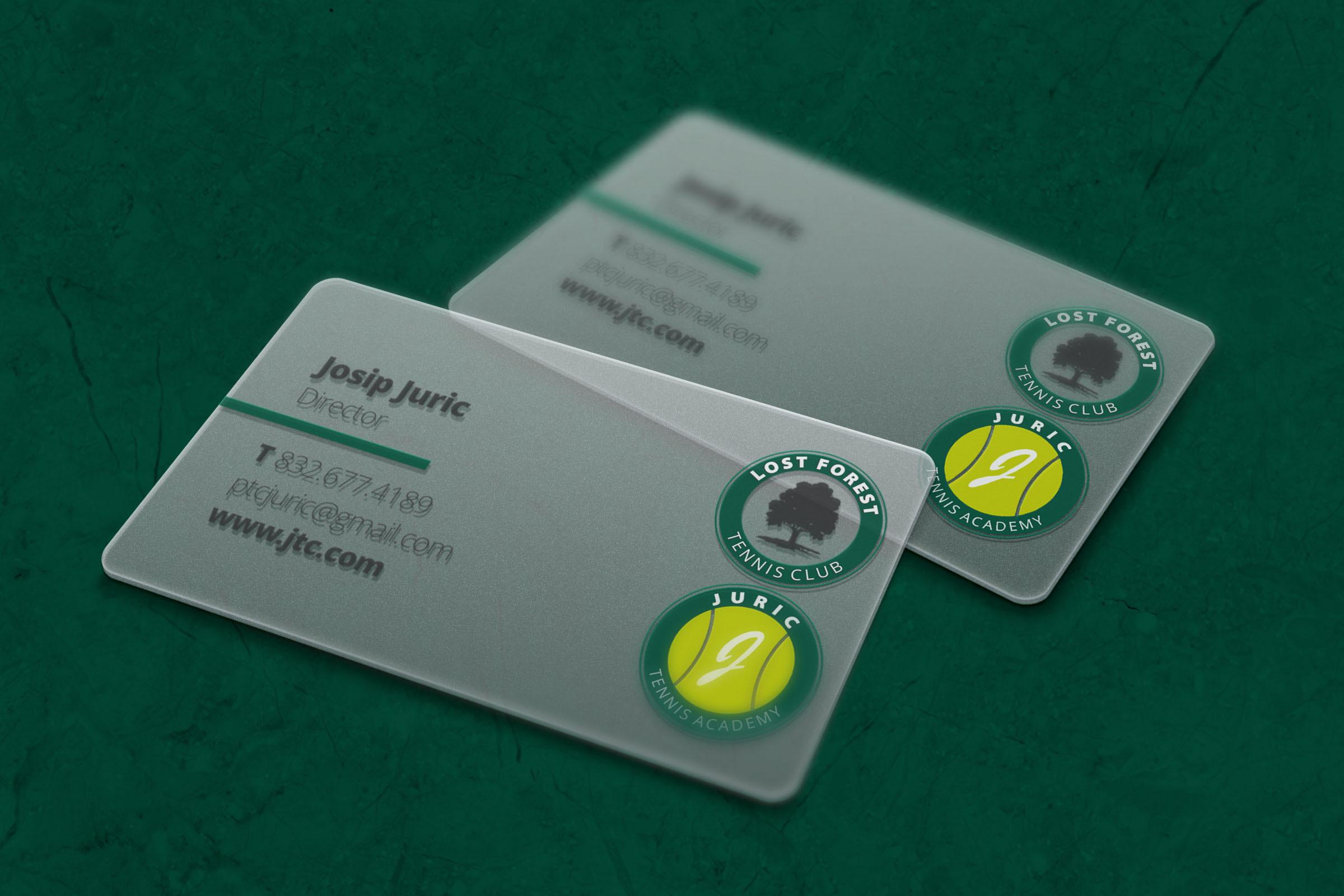 Juric tennis academy complete brand identity tuispace colourmoves