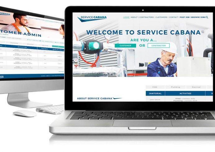 Service Cabana