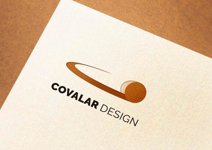 Covalar Engineering Complete Brand Identity and Website Design