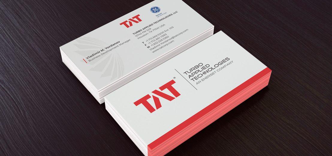 TAT Oil and Gas Logo Design, Branding, Corporate Identity and Catalog Design