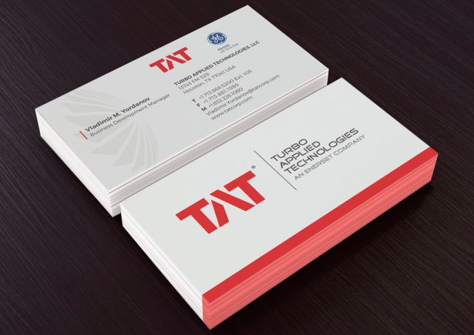 TAT Oil and Gas Logo Design, Branding, Corporate Identity and Catalog Design